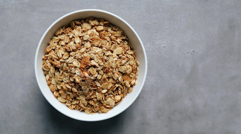 Muesli fatto in casa LOW FODMAP